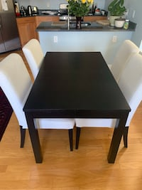 Dining table and 6 chairs Arlington, 22201
