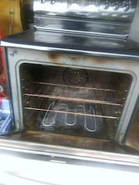 gray and black induction range oven Naperville, 60540