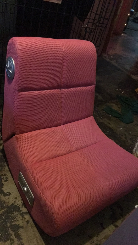 Used Kids Pink Gaming Chair For Sale In Warner Robins   Letgo