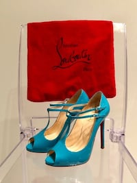 Authentic Christian Louboutin Pumps. Size 8 Vaughan