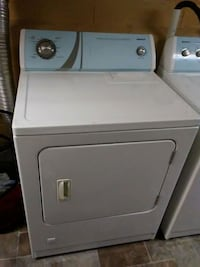 white front-load clothes dryer Bloomfield, 07003