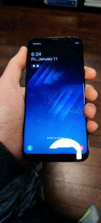 SAMSUNG GALAXY S8+  WITH EXTRAS