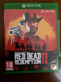 Xbox One oyun Red Dead Redemption 2