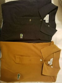 2 Lacoste polos New York, 10018