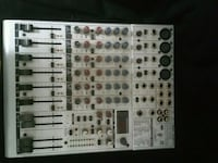 white and black audio mixer Kiln, 39556