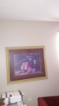 Large kitchen wall decor about 3ft