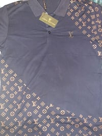 new with tags men's Louis Vuitton polo shirt size medium Calgary, T2A 5J1