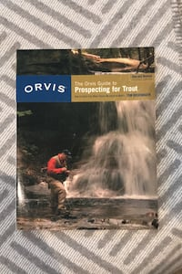 The orvis guide to prospecting for trout by : Tom Rosenbauer Vaughan, L4L 1H8