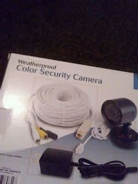 NEW Security camera ..color with night vision & so Erie, 16508