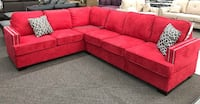Jacqueline Reversible 2pc Sectional*** SALE**NO CREDIT NEEDED Options*** Essex