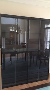Cabinet with glass doors Fulton, 20759