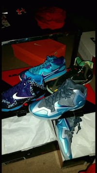 Lebron 9's and 11's all vnds or DS