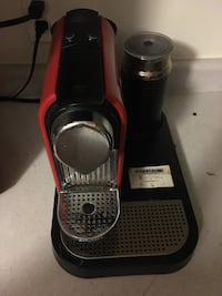 black and red coffee maker Ancaster, L9K 1K5