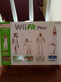 nintendo wii fit plus box Fort Erie, L2A 2N1