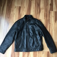 Genuine Guess Leather Jacket EASTON