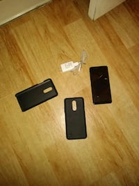 Perfect condition Lg Stylo 4 with everything 1959 mi