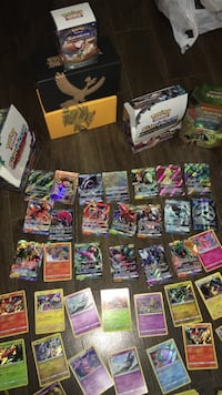 Pokémon cards Lost thunder Burning Shadows and guardian rising and misc Brampton, L6Y 1N7