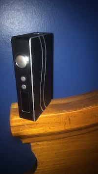 Black and gray variable box mod Charles Town, 25414