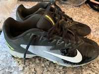Baseball cleats x 2 (Youth size 5 and 6) Saanich, V8Y 2V2