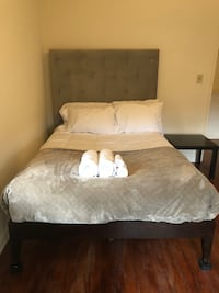 Double Sized bed w/ mattress included Arlington, 22204