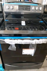 new frigidaire Electric stove  Bowie, 20715