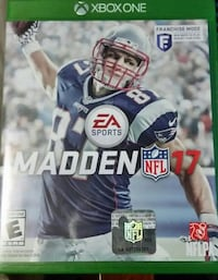 Xbox One Game - Madden 17 Del Valle, 78617