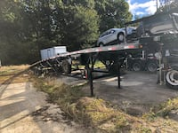 2016 Kaufman 3 car wedge trailer with winch Fort Washington, 20744
