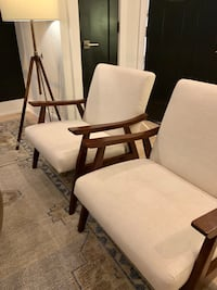 Mid-century accent chairs Chicago, 60647