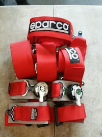 SPARCO SEAT BELTS Mississauga, L5C 2R9