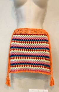 Adorable Lovers + Friends crocheted mini skirt. Sz XS  Las Vegas, 89138
