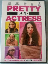 Pretty Bad Actress dvd