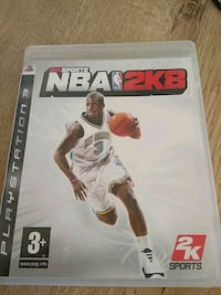 PS3 oyun NBA 2k8 Gülbahar, 34394