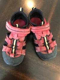 Toddler sandals size 7 Vienna, 22180