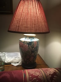 brown and black table lamp Mississauga