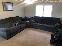 Sectional Couch Lubbock, 79410
