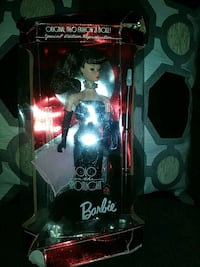 black and red Barbie doll Victorville, 92392