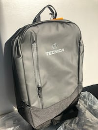 Black Tecnica backpack Vancouver, V6B 2X5