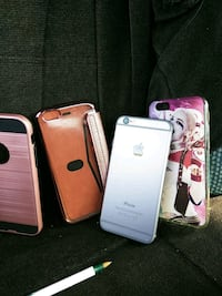 three assorted iPhone cases with box Los Angeles, 90002