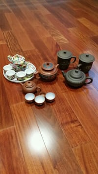 Chinese  decorate set  Surrey, V3S 4T6