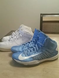 Nike mens used hyperdunk/air force1 Plainview, 11803