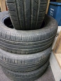 Set of 4 Michelin Premiere LTX Tires