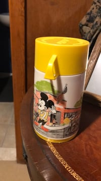 Vintage Mickey Mouse thermos