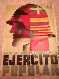 Cartel guerra civil Leganés, 28915