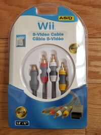 S-Video Cable for Nintendo Wii Mississauga