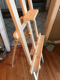 Large wooden foldable easel  Baltimore, 21215