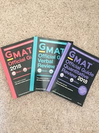 GMAT Official Guide and Scratch Pad Arlington, 22205