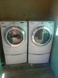 Whirlpool Duet washer & dryer Las Vegas, 89101