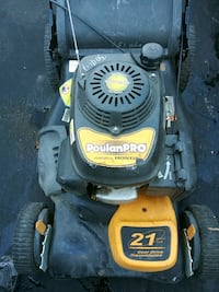 Poulan pro commercial self propelled with bagger & Suitland-Silver Hill