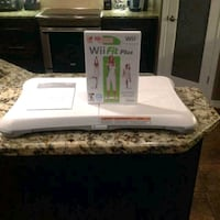 Wii Fit Plus & Balance Board  Ajax