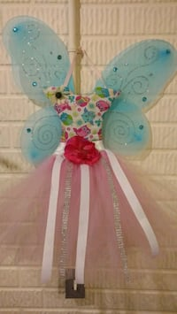 blue and pink floral party favor 361 mi